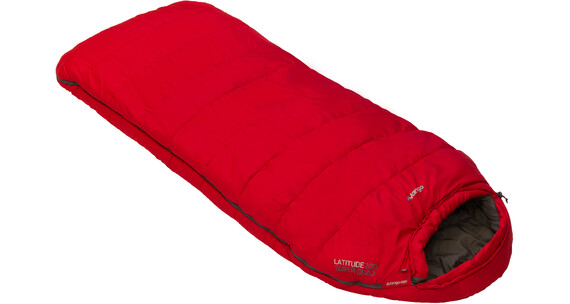 Vango Latitude 200 SuperQuad Sleeping Bag Volcano